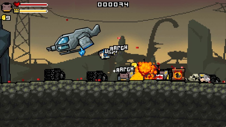 Gunslugs 2 screenshot-1