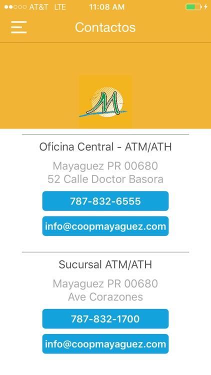 MayagüezCoop MovilCoop screenshot-3