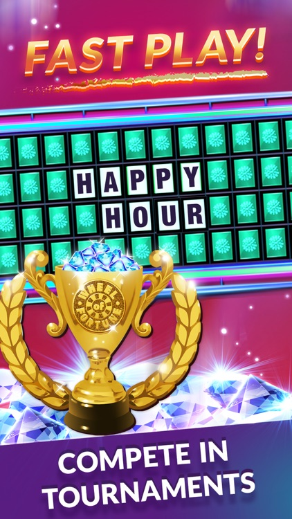 Wheel of Fortune: TV Game Show Word Puzzles screenshot-3