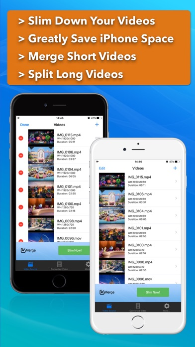Video Slimmer review screenshots