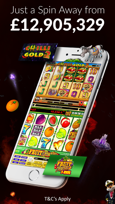 Sin Spins Casino: Spin and Win with 5 Star Spins screenshot three