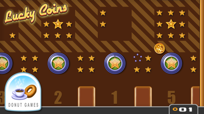 Screenshot from Lucky Coins