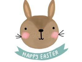 Cute Easter Wishes