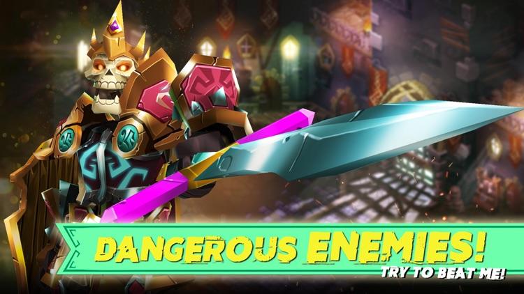 Dungeon Legends - Top Action MMO RPG Online Games screenshot-4