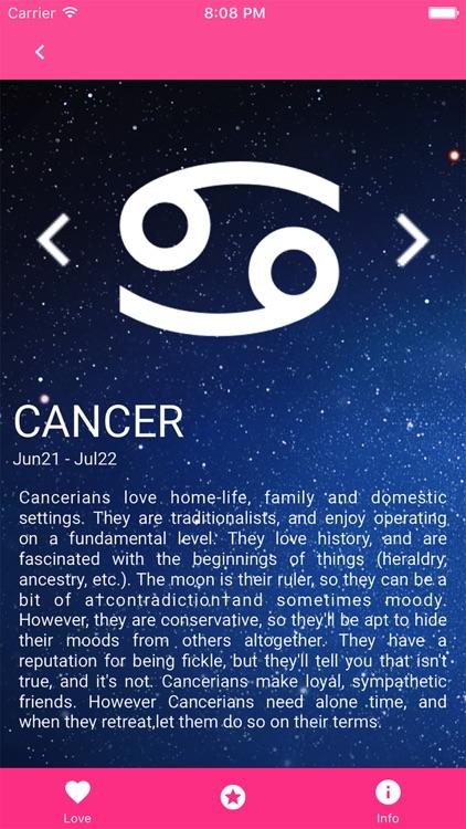 Zodiac Love Calculator screenshot-4