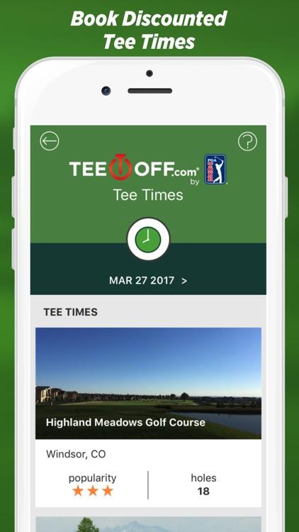 Golf GPS by SwingxSwing screenshot-4