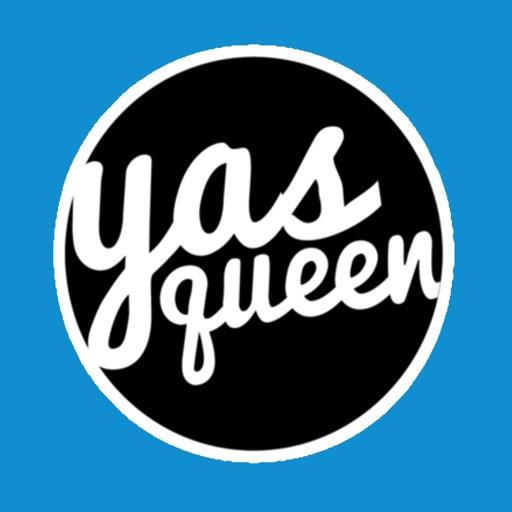 Yasss Queen - Sass & Shade LGBT Stickers