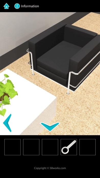 GAROU - room escape game - Screenshot 3