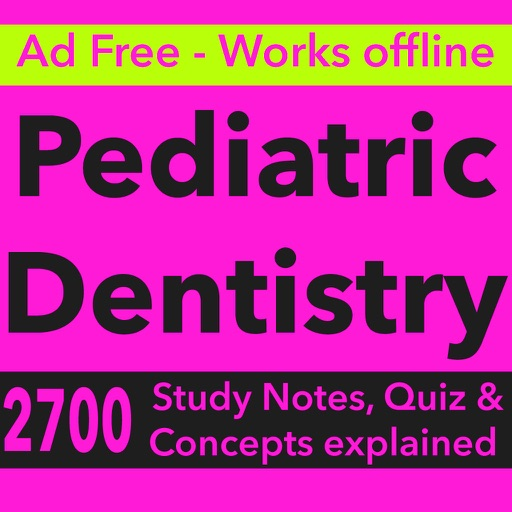 Pediatric Dentistry Exam Review For Self Learning