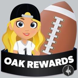 Oakland Football Louder Rewards