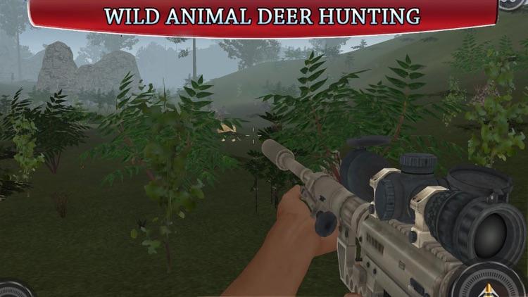 Deer Wild Hunter 3D - Sniper Shoot Animal