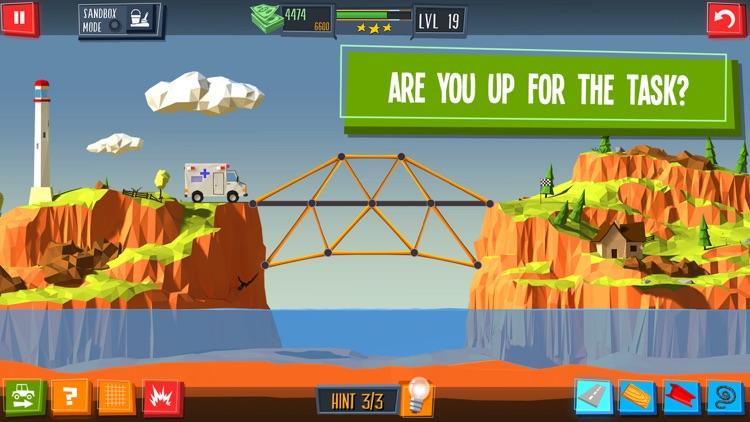 Build a Bridge! screenshot-4