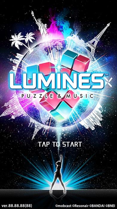 LUMINES パズル&ミュージックのおすすめ画像1