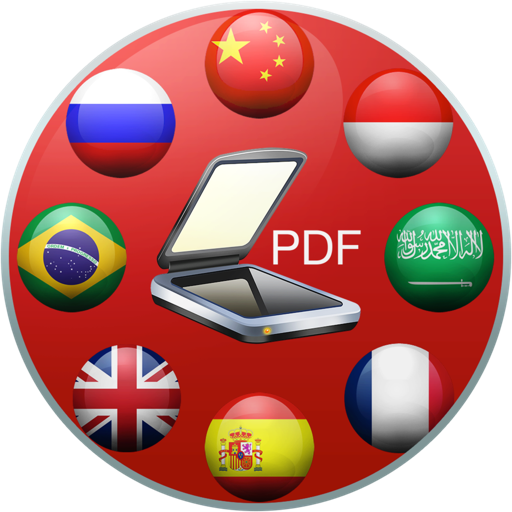 PDF Translator & Text Scanner