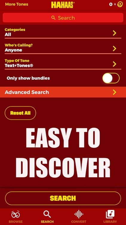 Top Comedy Ringtones® & Free Alarm Text Tone Maker screenshot-4