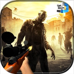 Zombie Killer Simulator - Sniper Game