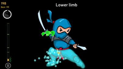 Anatomy Ninja Lower Limb screenshot four