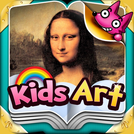 Kids Art Gallery: With Poems & Music