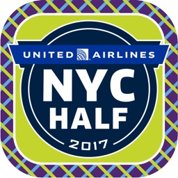 2017 United Airlines NYC Half Mobile App