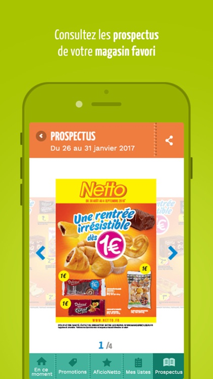Netto, l'appli imbattable screenshot-4