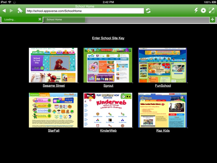 Photon Safe Web Browser with Flash Player for Kids