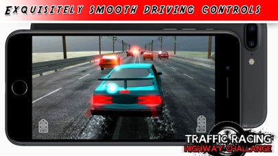 A High Speed City Chase - The Racing Driving Game screenshot three