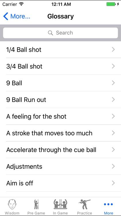 The Pocket Billiards Coach screenshot-4