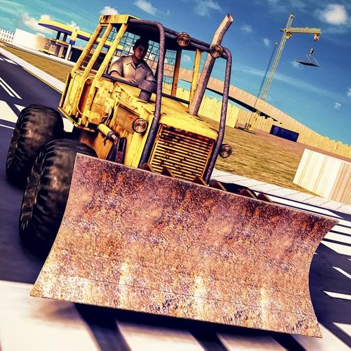 City Builder 2017 Country Mall app logo