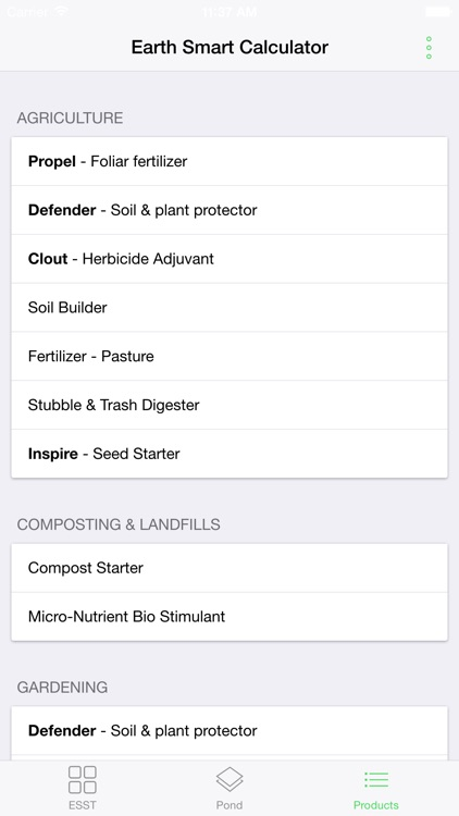 Earthsmart Calculator screenshot-4