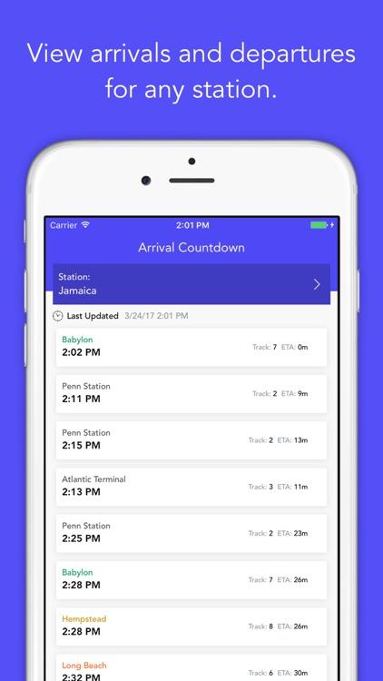 Commuter - for LIRR screenshot-4
