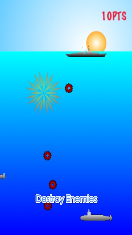 Battleships vs Submarines - Naval Battle screenshot-3