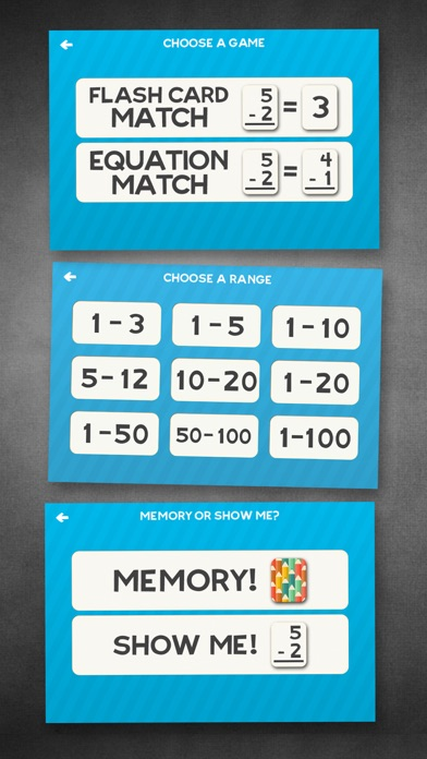 Subtraction Flash Cards Math Games for Kids Free-2
