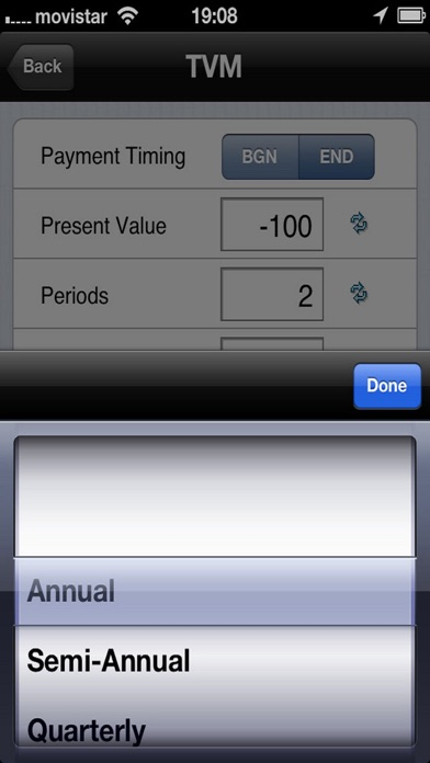 Financial Calculator Screenshot 5