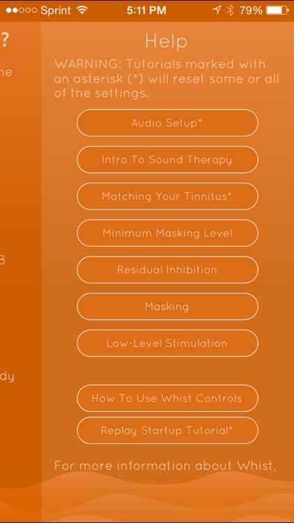 Whist - Tinnitus Relief (Lite)