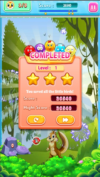 Deluxe Puzzle Bubble Shooter screenshot-3