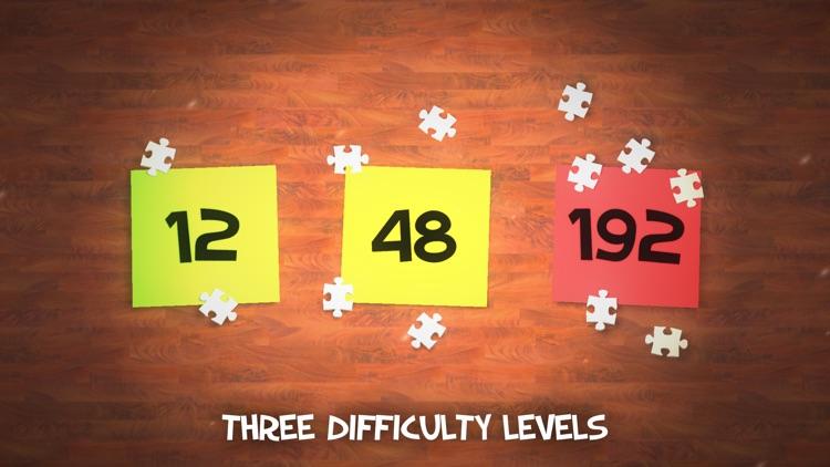 Jigsauce - Animated 3D Living Jigsaw Puzzles