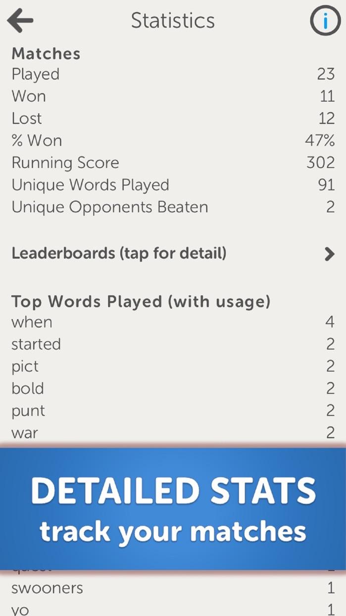 Letterpress – Word Game Screenshot