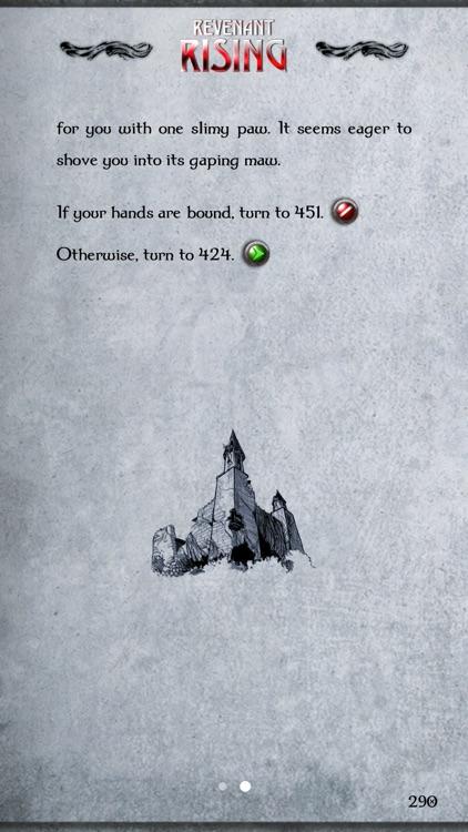 Gamebook Adventures 4: Revenant Rising screenshot-4