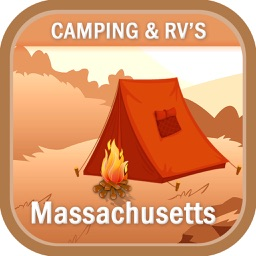 Massachusetts Campgrounds & Hiking Trails Offline