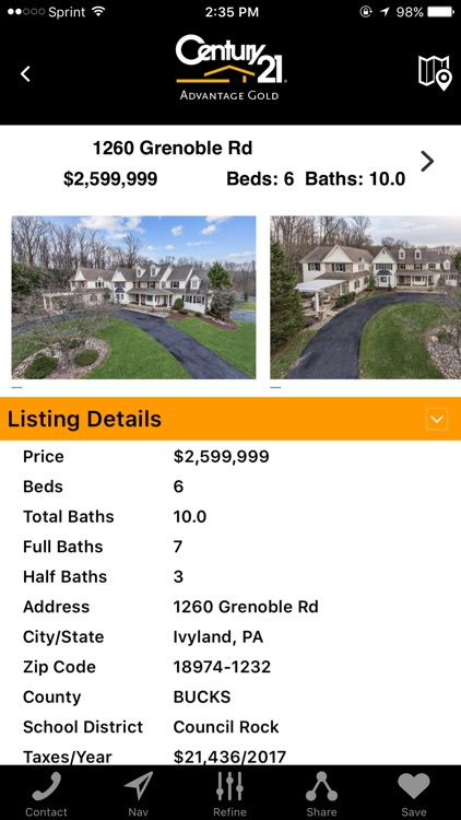 PA & NJ Homes for Sale Mobile Real Estate screenshot-3