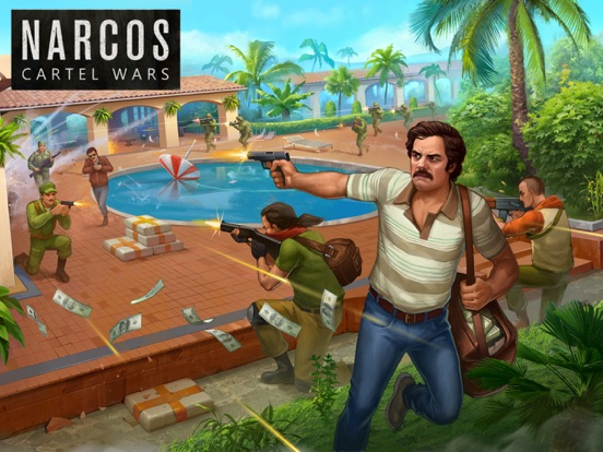 Narcos: Cartel Wars на iPad