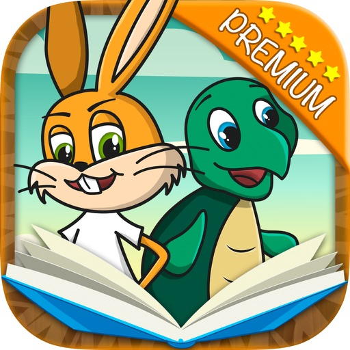 Turtle and Rabbit Classic Short Stories – Pro
