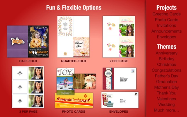 Greeting card shop 4 on the mac app store greeting card shop 4 on the mac app store m4hsunfo