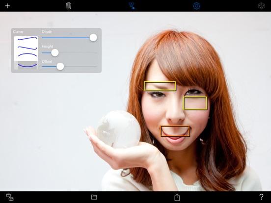 Facial expression changes screenshot 9