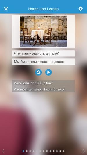 Russisch Lernen Audio Sprachführer Mit Vokabeln En App Store