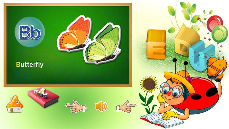 ABC 123 - Alphabet And Number For Kids screenshot-4