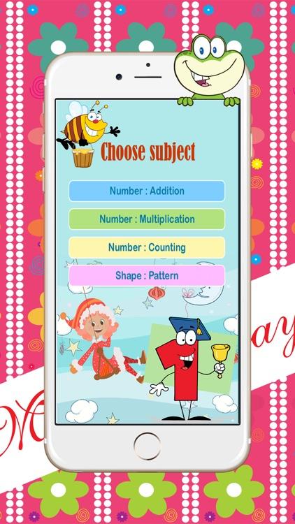 Basic Kids Number Math Problem Solver Games Online by pimporn ...