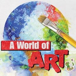 A World of Art - CLIL Reader