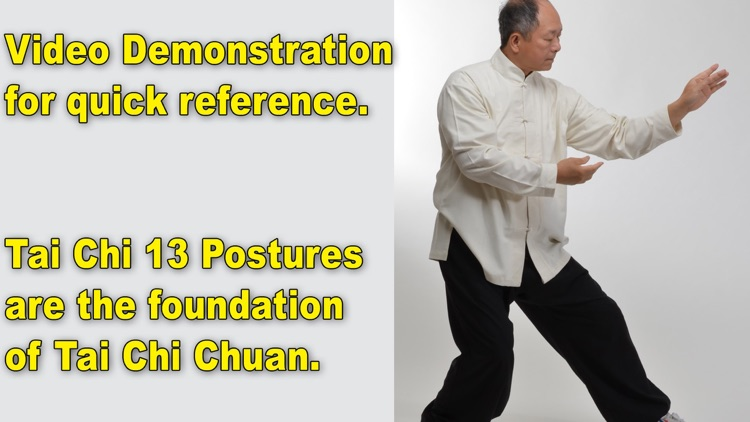 Tai Chi 13 Postures screenshot-2