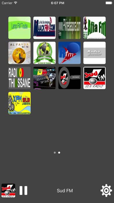 Radio Senegal - All Radio Stations screenshot two